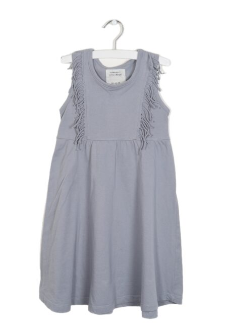 Blauwgrijs kleedje, Little Indians, 116