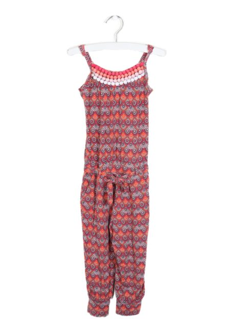 Roos-oranje jumpsuit, JBC, 98